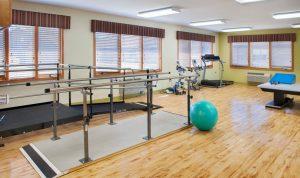 Gym at Mason Health and Rehabilitation
